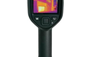 Détermination des ponts thermiques, contrôle par caméra thermique
